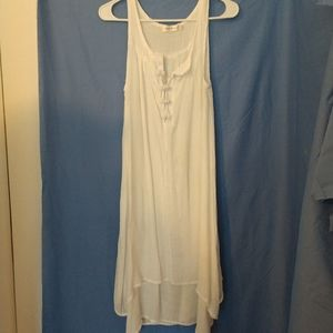 Simply couture dress in white XL